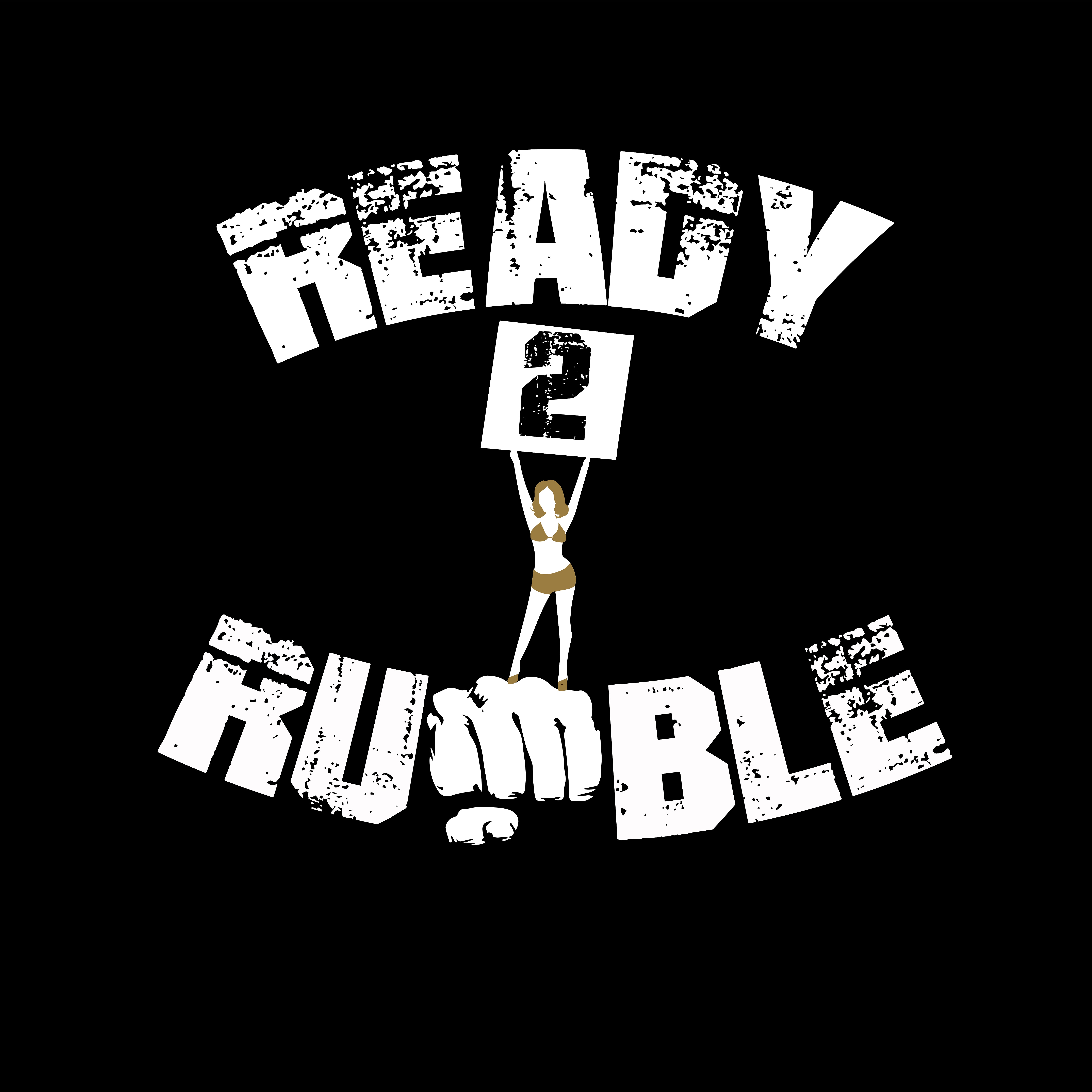 Ready 2 Rumble Fitness Logo
